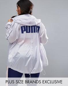 Ветровка Puma эксклюзивно для ASOS Plus - Фиолетовый
