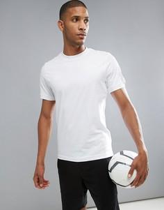 Футболка с контрастной отделкой Umbro - Белый