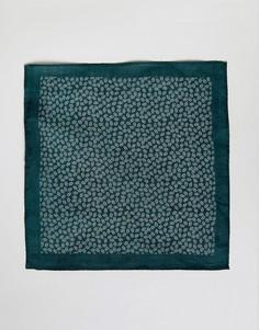 Платок для нагрудного кармана Selected Homme - Зеленый