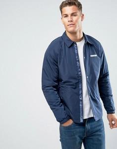 Темно-синяя спортивная куртка Hollister - Темно-синий