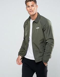 Спортивная куртка оливкового цвета Hollister - Зеленый