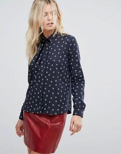 Рубашка с завязкой Pepe Jeans Marge - Черный
