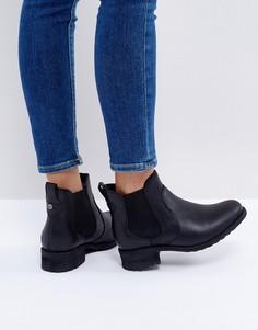 Кожаные ботинки челси UGG Bonham Stout - Черный