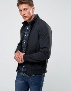 Куртка Харрингтон Burton Menswear - Черный
