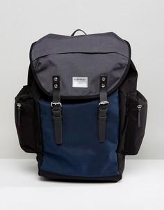 Темно-синий рюкзак Sandqvist Lars-Goran Cordura - Темно-синий