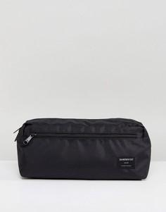 Черная сумка на пояс Sandqvist - Черный