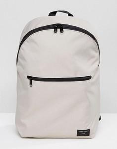 Серый рюкзак из ткани рипстоп Sandqvist Oliver - Серый