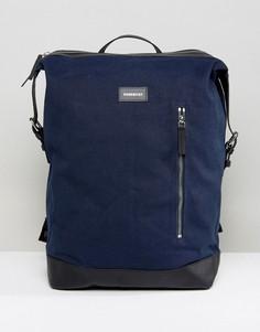 Черный рюкзак Sandqvist Adam - Темно-синий