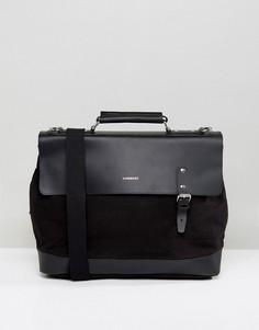 Черный рюкзак Sandqvist Jones - Черный