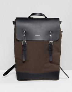 Серый рюкзак Sandqvist Hege - Серый