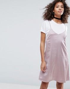 Платье-майка Glamorous - Красный