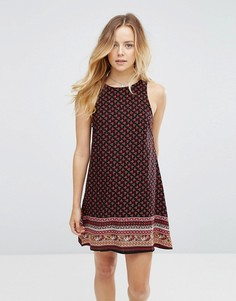 Платье с принтом Glamorous - Мульти