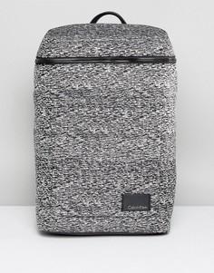 Жаккардовый рюкзак Calvin Klein Ilay - Черный
