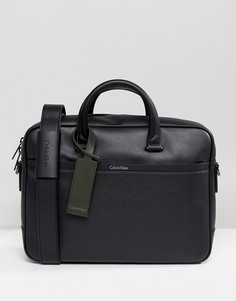 Сумка для ноутбука Calvin Klein Elias - Черный