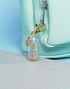 Брелок для ключей с живым кактусом Rock N Rose - Мульти