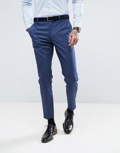 Зауженные брюки Jack & Jones Premium - Синий