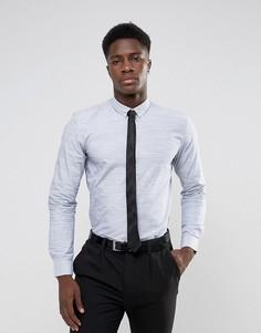 Рубашка на пуговицах Minimum Miro - Серый