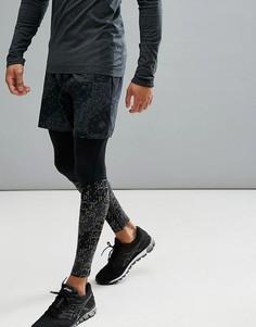 Черные шорты Asics Lite Show 7 146624-1179 - Черный