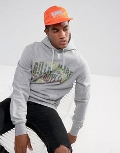 5-панельная кепка оранжевого цвета с логотипом Billionaire Boys Club - Оранжевый