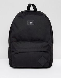 Черный рюкзак Vans Old Skool II VONIBLK - Черный
