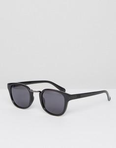 Черные солнцезащитные очки Vans Carvey VA31JDBLK - Черный