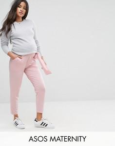 Брюки ASOS Maternity - Розовый