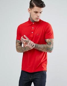 Футболка-поло Tommy Hilfiger Luxury - Красный