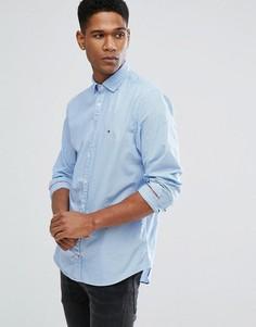 Классическая рубашка Tommy Hilfiger - Синий
