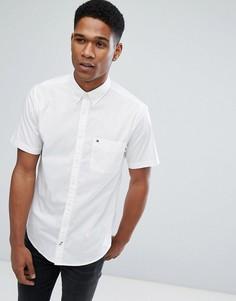 Рубашка с коротким рукавом Tommy Hilfiger - Белый