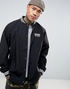 Спортивная куртка Vans V005RMBKA - Черный