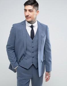 Облегающий пиджак Harry Brown - Синий