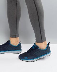 Темно-синие кроссовки для бега The North Face Mountain Athletics Litewave - Темно-синий