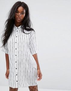 Платье-рубашка The Ragged Priest - Белый