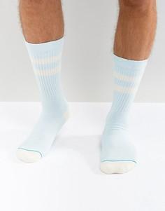 Синие носки Stance Crew - Синий