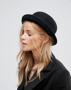 Шляпа-котелок Only - Черный