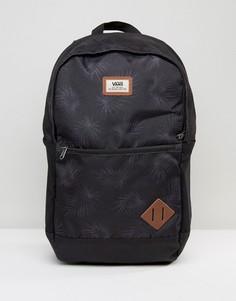 Рюкзак с принтом пальм Vans Van Doren III - Черный