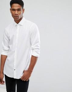 Облегающая рубашка Tommy Hilfiger - Белый