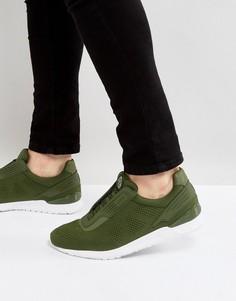 Сетчатые кроссовки цвета хаки Luke 1977 Vitric Runner - Зеленый