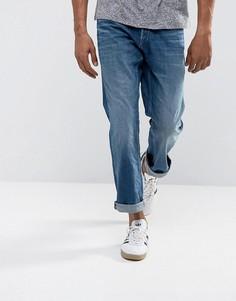 Свободные джинсы Jack & Jones Intelligence - Синий