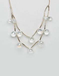 Ожерелье из бусин Coast - Золотой