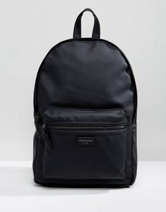 Черный рюкзак с карманом New Look - Черный