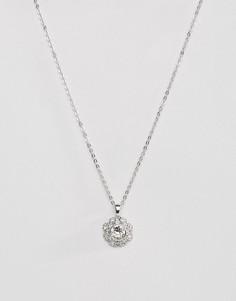Ожерелье с подвеской Ted Baker Sirou - Серебряный