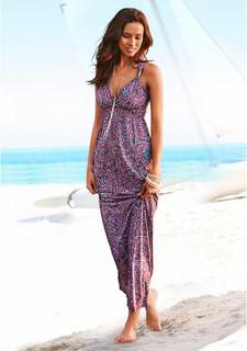 Длинное платье Lascana