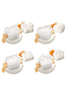 Формочка для придания яйцу формы в комплекте PRESTO (4 шт.) tescoma