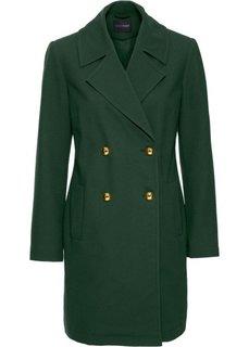Пальто для межсезонья (зеленый) Bonprix