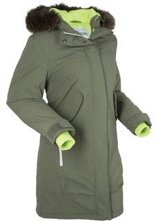 Функциональная куртка (оливковый) Bonprix