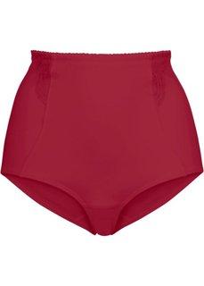 Формирующие трусики-панти (темно-красный) Bonprix