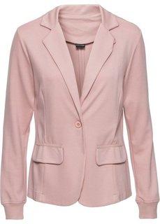 Трикотажный блейзер (винтажно-розовый) Bonprix