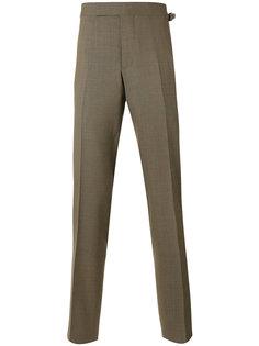 зауженные классические брюки Tom Ford