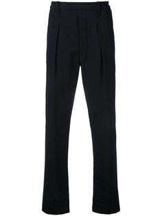 эластичные брюки Lemaire